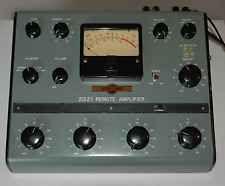 Collins 212Z-1 Broadcast Vintage Remote Amplifier