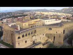 Drone su Napoli: Napoli così non l'avete mai vista (VIDEO) See Naples and die