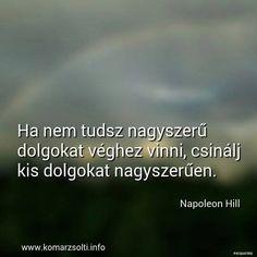 Napoleon Hill!