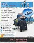 Agencia de Viajes  Tenemos los mejores precios en:  #Boletos Aereos #Reserva de Hoteles #Alquiler de Autos #Cruceros #Seguros de Viajes info@aeroreserva.com www.aeroreserva.com