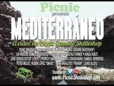 Samuel Herreros | Mediterráneo skateboarding video