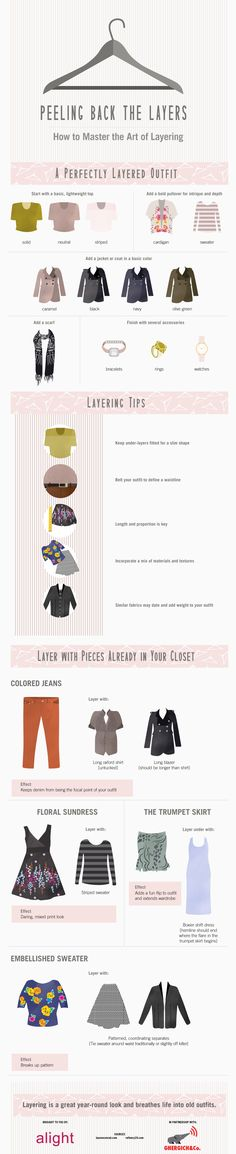 Tips to Layer Clothes like a Fashion Pro - Tipsographic
