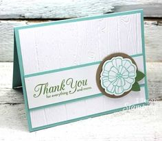 Stampin' Up! Cards   Card Making Ideas   Handmade Greeting Cards   Paper Crafts   Thank You Cards   Punch Art   Papercrafting Tips   Die Cut Card Ideas Embossing Folder   Come see why I have absolutely fallen in love with my new Stampin' Up! Dynamic Embossing Folder - you won't BELIEVE the gorgeousness!