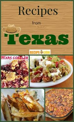 24 Unforgettable Recipes from Texas