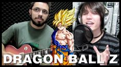 Dragon Ball Z - Abertura 1 - Chala head Chala (Completa em Português)