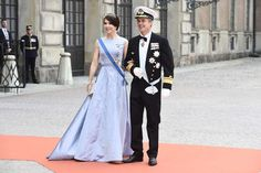 Wedding of Prince Carl Philip and Sofia Hellqvist at Royal Chapel