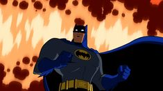 Batman: The Brave and the Bold. Conroy's B:tAS Batman will always be THE iconic voice but Diedrich Bader comes a very, very VERY close second.