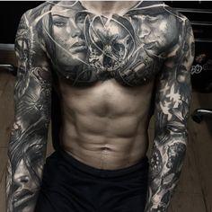 B&G Tattoo Artwork  Artist IG: @ademtattoo