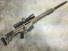 #Barrett #MRAD in 6.5 Creedmoor with carbon fiber barrel and Vortex Razor HD #thepewpewlife