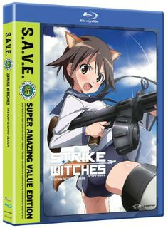 Strike Witches - Complete First Season (Blu-ray/DVD Combo) Female Fighter, Fighter Pilot, Cherami Leigh, Strike Witches, Fiction, Anime Dvd, Black Friday Specials, Blu Ray Movies, Anime Episodes