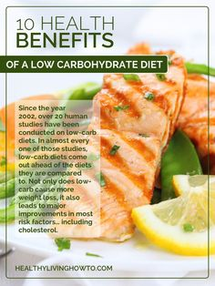awesome 10 Health Benefits Of A Low Carbohydrate Diet