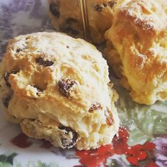 beautiful scones for tea.  Love these  #scones #shoplocal #kildare #kildaretown
