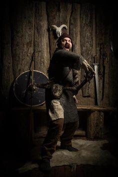 Alan Lee, Viking Men, Norse Vikings, Anglo Saxon, Ragnar, Picts, Studio Portraits, Raiders, Wolves