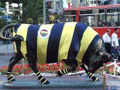 Fenerbahçeli Kadıköy Boğası