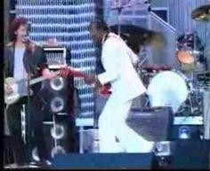 ▶ Chuck Berry & Bruce Springsteen - Johnny B. Goode - YouTube