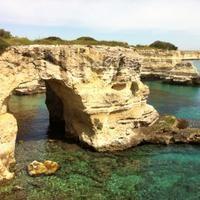 Luogo panoramico in Sant'Andrea, Puglia