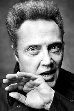 Christopher Walken, yes sir.