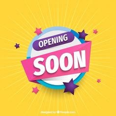 Opening soon background with typography memphis style Free Vector https://ift.tt/2oezPrV Food Poster Design, Poster Design Inspiration, Photos Hd, Hintergrund Design, Free Vector Backgrounds, Memphis Design, Logo Color, Social Media Design, Infographic Templates