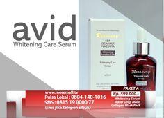 Avid Skin Care Whitening Serum #MoreMall #HomeShopping #Indonesia