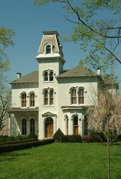 Located only 1 hour from Music City, Nashville, TN. Historic Register, 1800's Italianate with 4 stage tower, located on 3.65 acres. Professionally renovated and decorated, amazing condition and ready to move in. May be sold furnished, beautiful antiques and chandeliers throughout.
