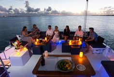 Collaborate with other Digital Nomads and Entrepreneurs as you travel the world aboard a catamaran.