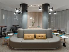 71 best interior hotel images on pinterest architecture interiors and hotel lobby. Black Bedroom Furniture Sets. Home Design Ideas