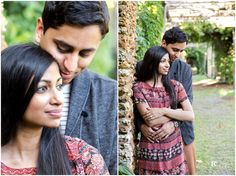 Engagement Outdoor Portraits at Miami Portrait Studios