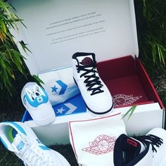 ca309393f9ce Very happy with my Jordan X Converse pack in celebration of MJ s  love OF  THE