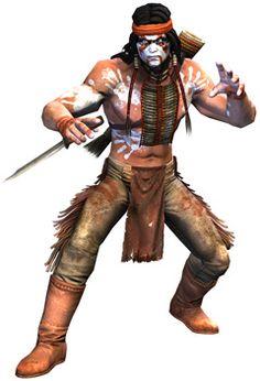 Apache warrior: Dogsoldier