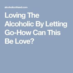 My goodbye letter to alcohol See how I freed myself from the