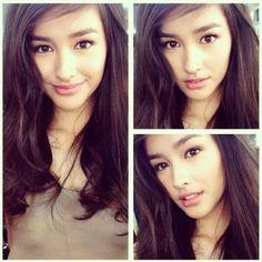 Liza Soberano when she young Liza Soberano, Pretty People, Beautiful People, Beautiful Women, Filipina Girls, Cute Beauty, The Most Beautiful Girl, Woman Crush, Beautiful Actresses