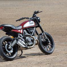 Custom #Ducati #Scramblers