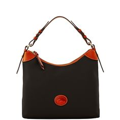 Online Designer Bag Shopping: Buy Smarter, Faster And Cheaper. Shopping traditionally isn't something that you have to do anymore. Classic Leather, Brown Leather, Nylon Tote, New Shoes, Flat Shoes, Black Nylons, Dooney Bourke, Fashion Bags, Leather Purses