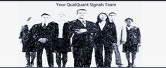 QualQuant Signals - a business software application to compare qualitative and quantitative data for customer analysis (882)