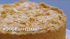 Heel Holland Bakt: Appeltaart met notendeeg