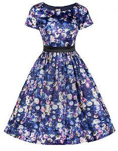 Jaci Dress by Lindy Bop