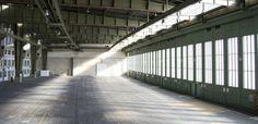 Tempelhof Airport Hangar | Berlin
