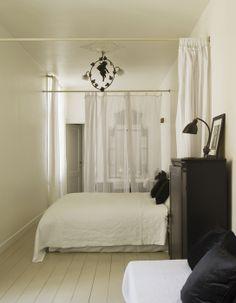 Narrow Bedroom 35 scandinavian bedroom ideas that looks beautiful & modern | long