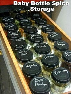 great recycle project #recycle #organization #kitchen_storage