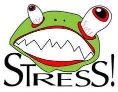 Managing Your Stress Clip Art