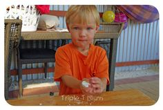 Fizzy Playdough - Triple T Mum