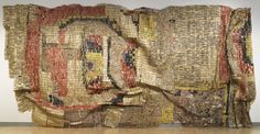 brooklyn museum El Anatsui: Earth's Skin