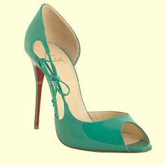 jade shoe