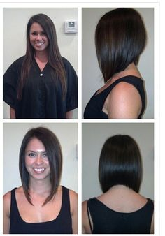 The best of both world without being to drastic! Angled Bob Hairstyles, Haircuts For Medium Hair, Long Bob Haircuts, Medium Hair Cuts, Short Hair Cuts, Medium Hair Styles, Curly Hair Styles, Pixie Haircuts, Layered Haircuts