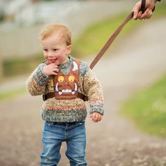 Gruffalo safety harness
