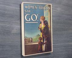 women-britain-wartime-poster  http://www.canvasprintsaustralia.net.au/product/women-britain-wartime-poster/