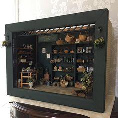 ミニチュア再開します! ボチボチ投稿していきます(^ ^) #dollhouse  #miniature  #ミニチュア
