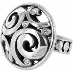 London Groove Ring—Brighton Jewelry... Would match my bracelet perfectly!