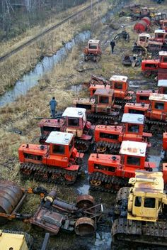 Farming, Russia, Industrial, Construction, Cars, Vintage, Heavy Equipment, Agriculture, Vehicles