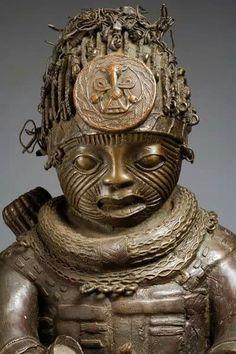 Ife Art, West African, 1300s.